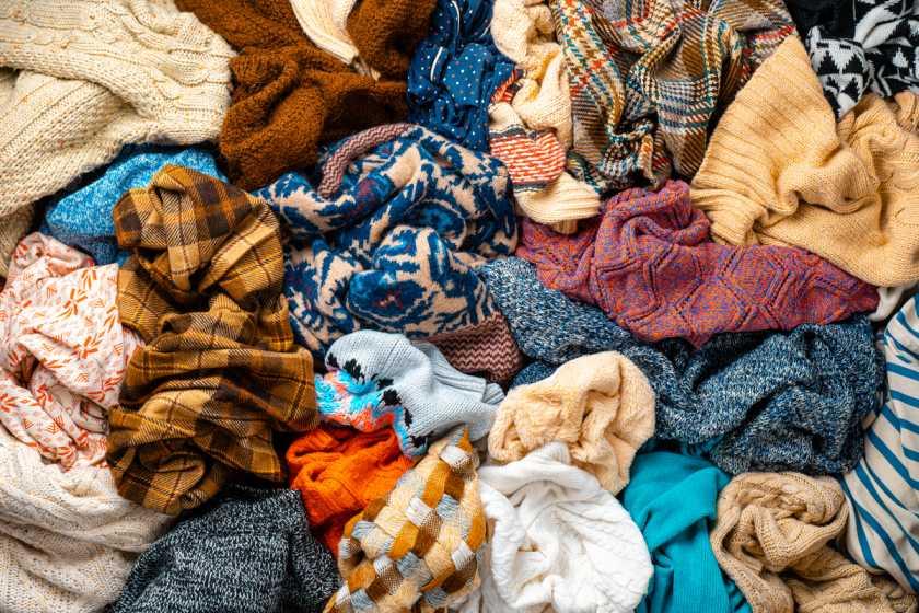 Automation Textile Waste Management
