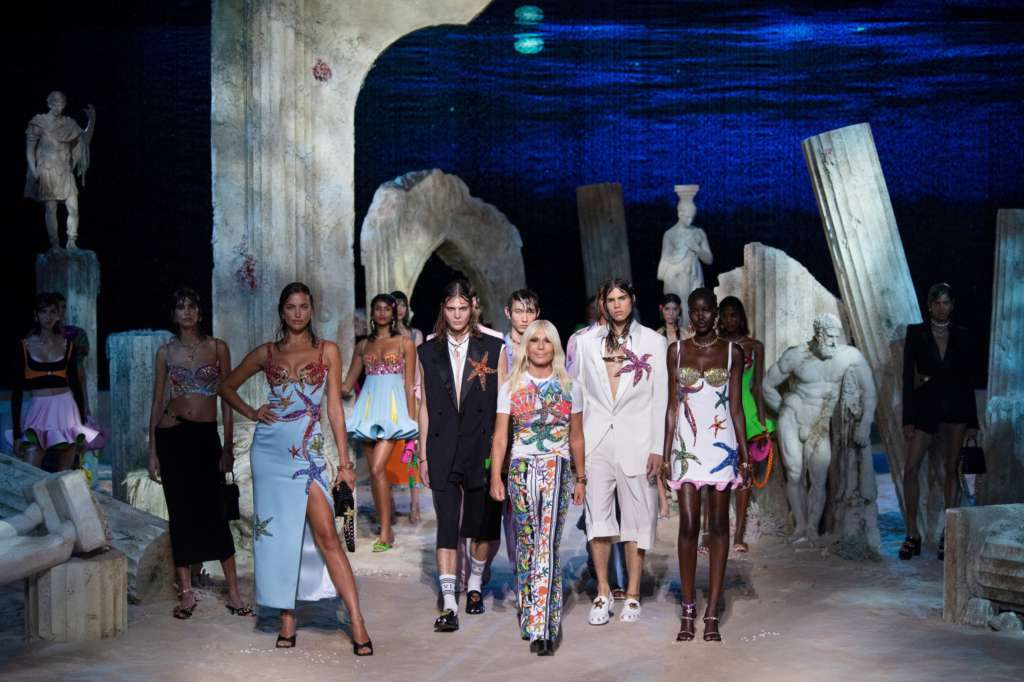 Milan Fashion Week September 2021 Date Venue and Guest List