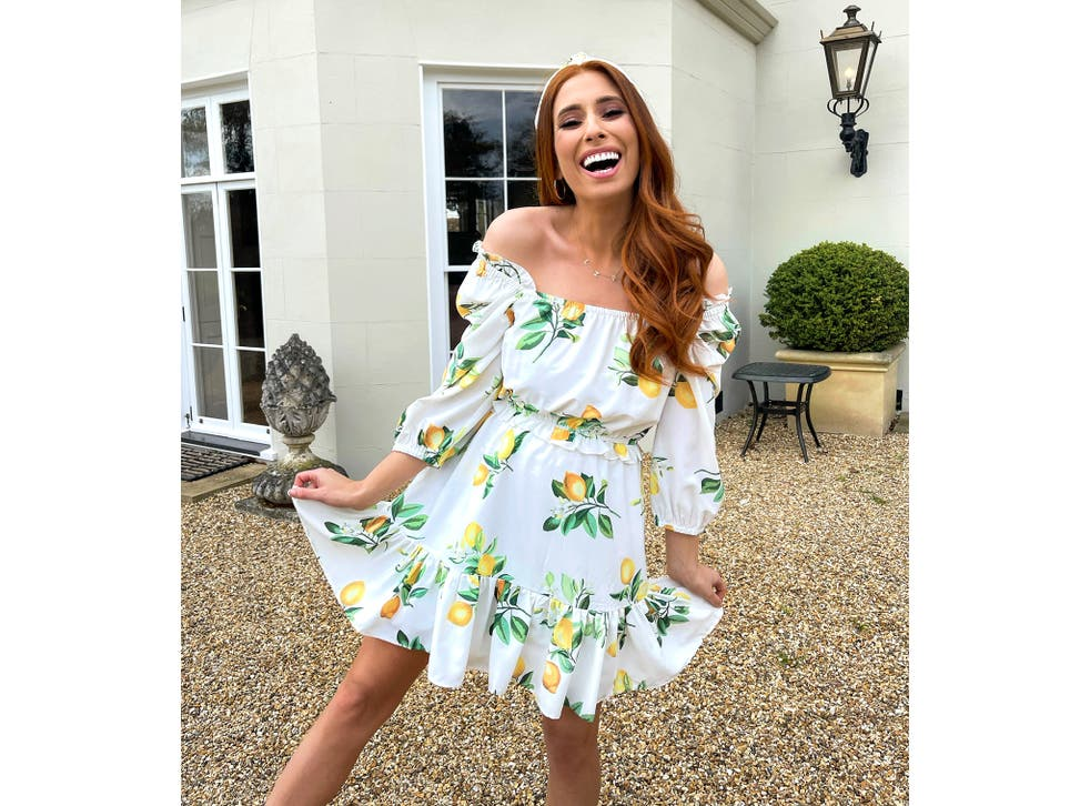 Stacey Solomon Size-Inclusive Style