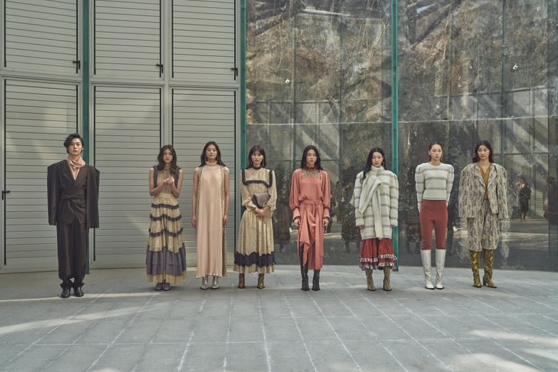 Seoul Fashion Week October 2021 Date Guest List Venue