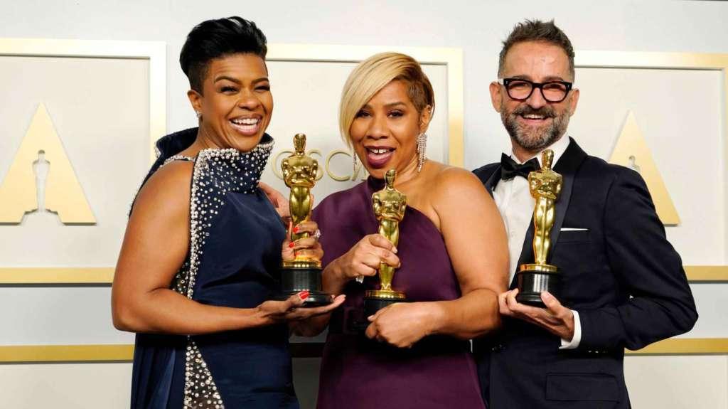 Oscars Twitter 2021