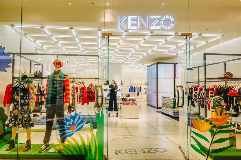 Designer Kenzo Takada's Personal Collection