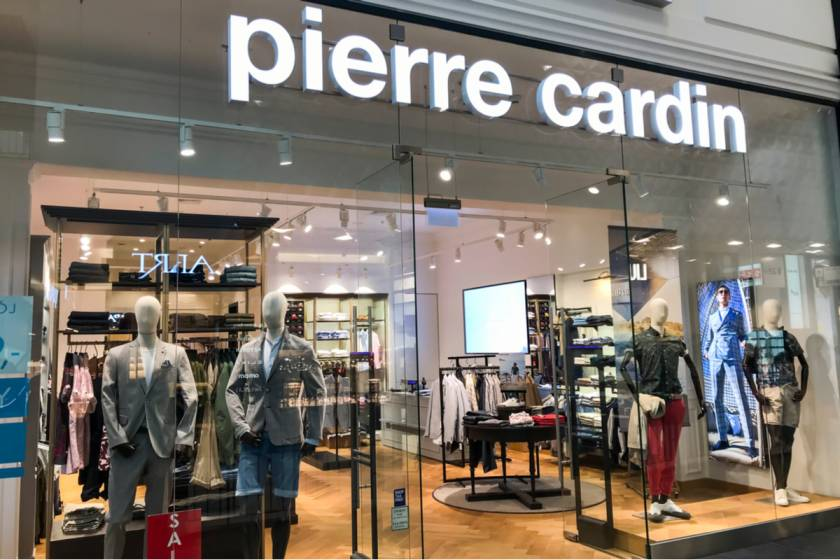Pierre Cardin Fashion