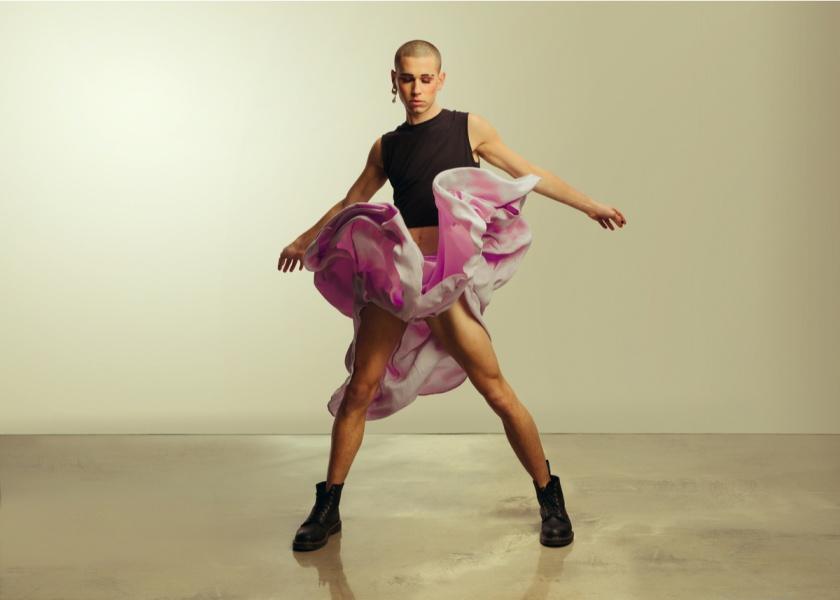 Harry Styles Vogue Gender Fluid Fashion