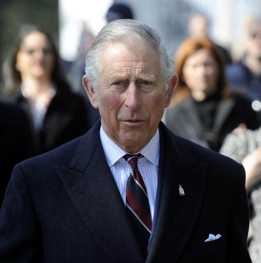 Prince of Wales British Vogue