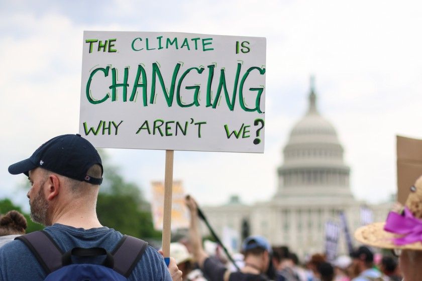 Fashion industry Climate Change