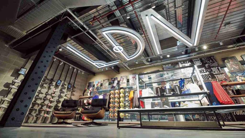 Adidas Flagship Digital Store