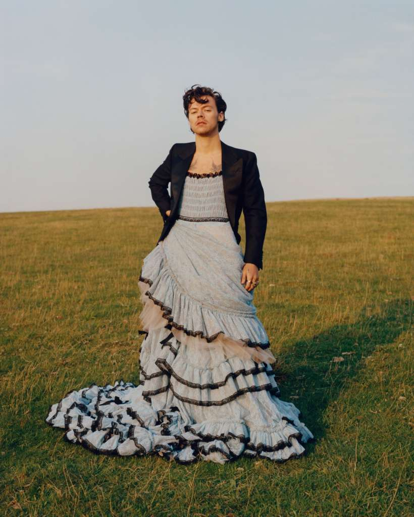 Harry Styles' Vogue Cover
