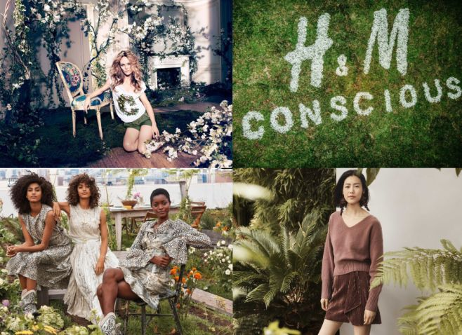 H&M Stepping Toward Sustainability: Check Out Brand's Approach