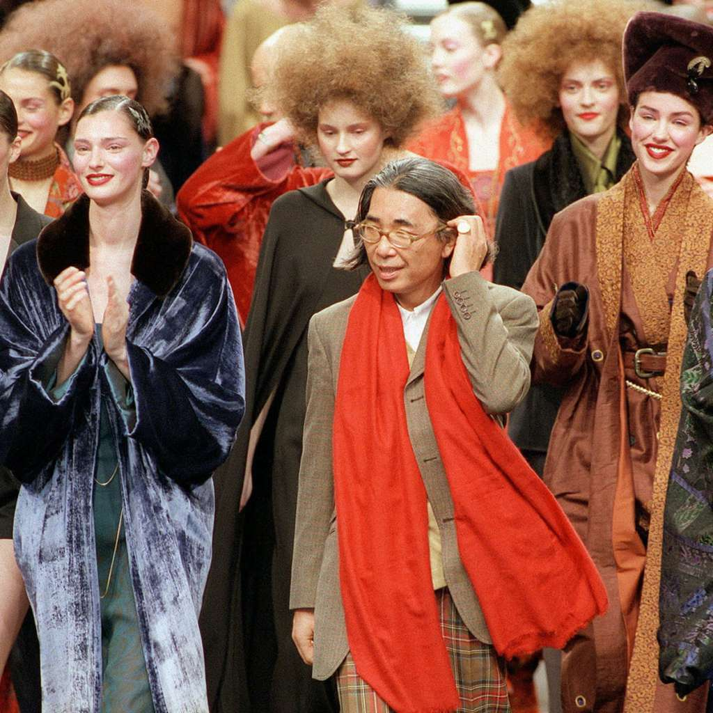 Mind-Blowing Facts About Late Designer Kenzo Takada