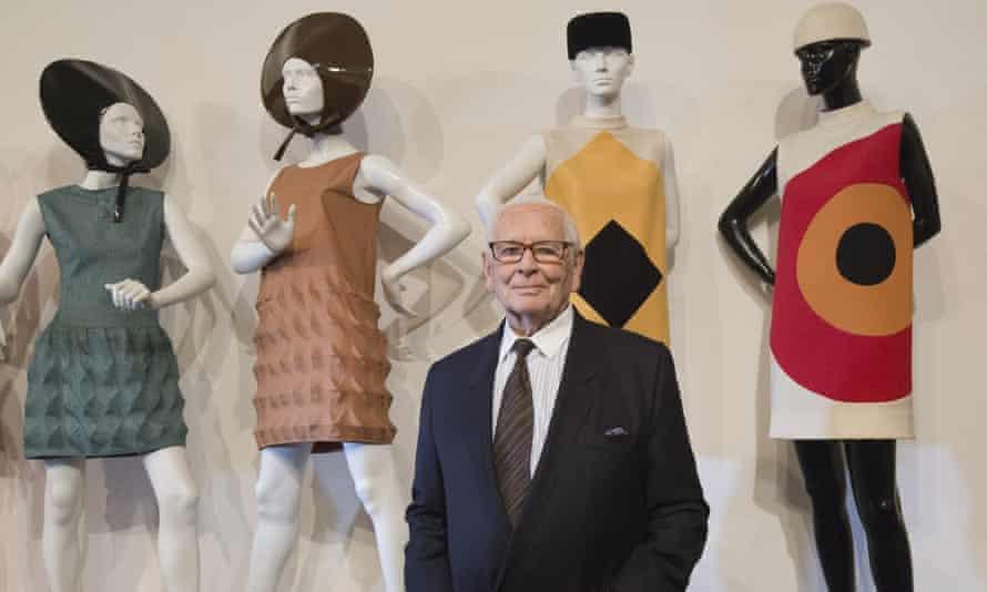 Best of Late Fashion Designer Pierre Cardin
