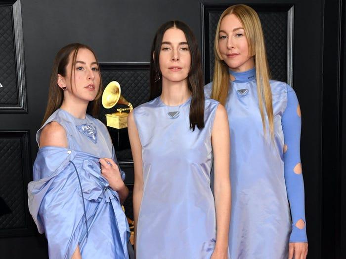 Grammys 2021 Fashion Highlights