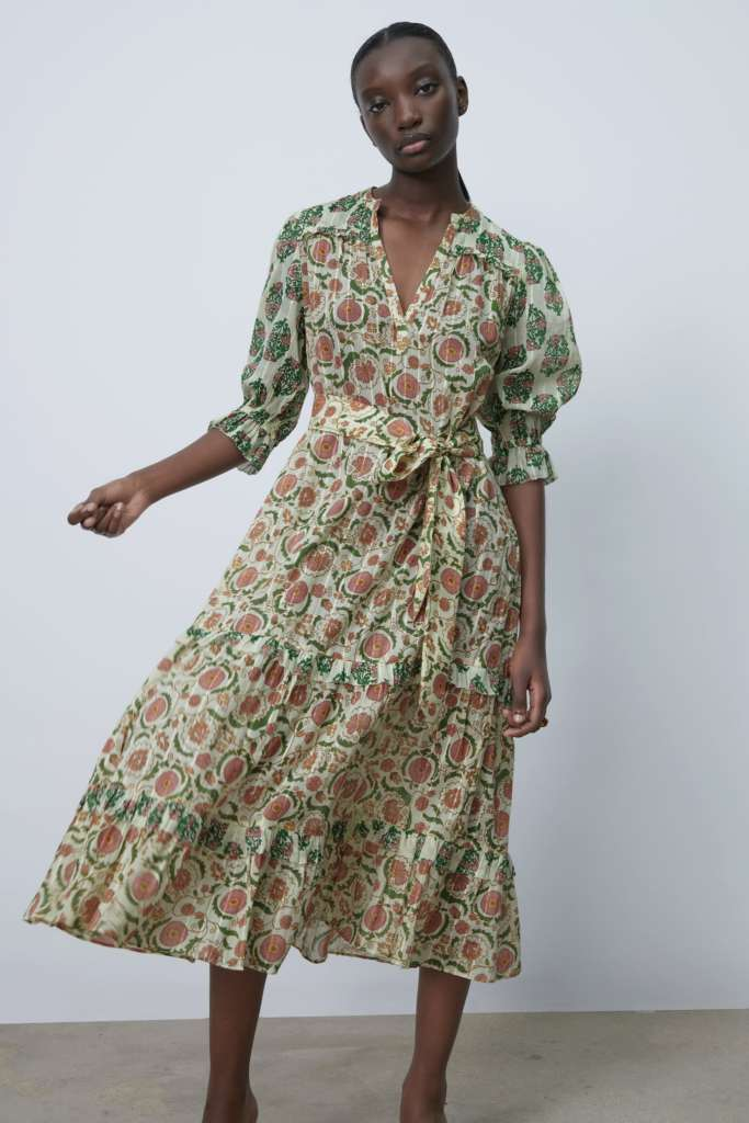 Zara New Collection Dresses 2021