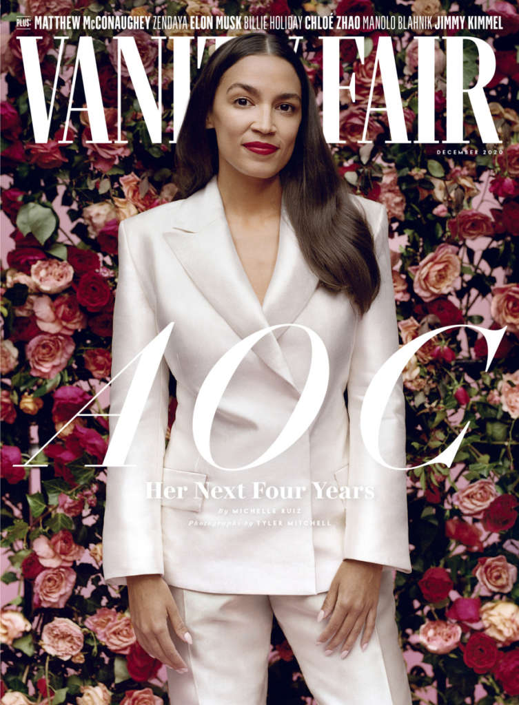 Alexandria Ocasio-Cortez Vanity Fair December