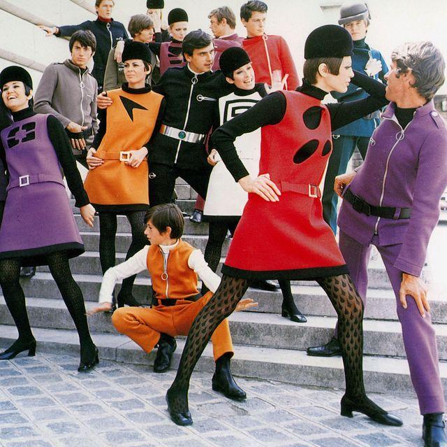 Evolution Of Pierre Cardin Fashions