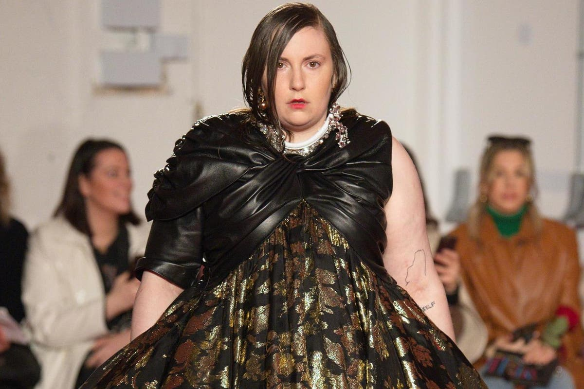 Lena Dunham Plus Size Clothing Line