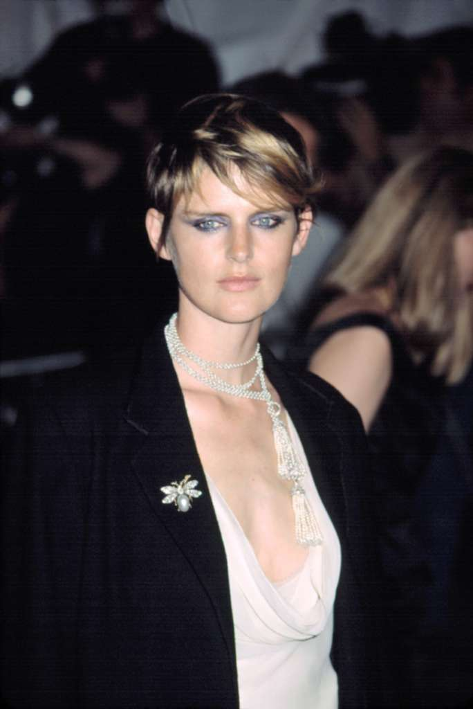 British supermodel Stella Tennant is said to have committed suicide on December 22, 2020.