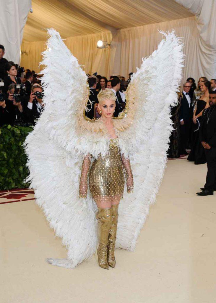 Met Gala Katy Perry 2018