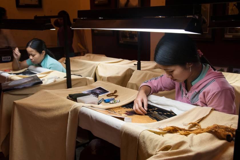 Vietnam apparel industry