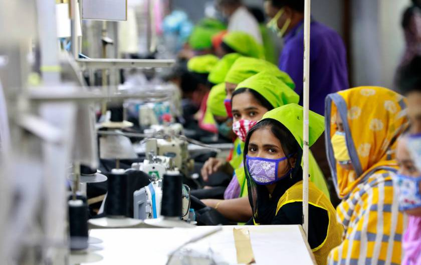 Bangladesh Factories with worker's safety